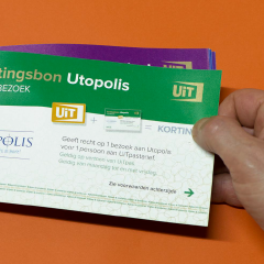 UiTpas booklet with vouchers