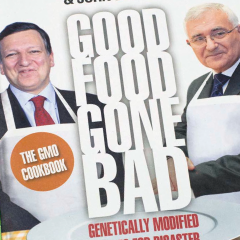 Spoof cookbook 'Good food gone bad'